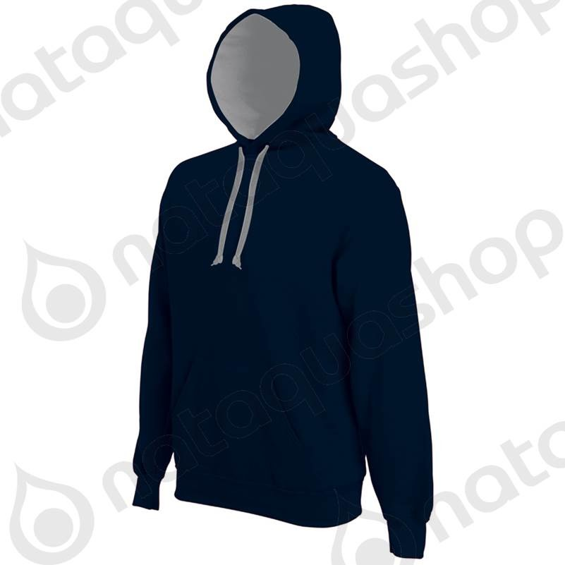 SWEAT-SHIRT CAPUCHE - K446