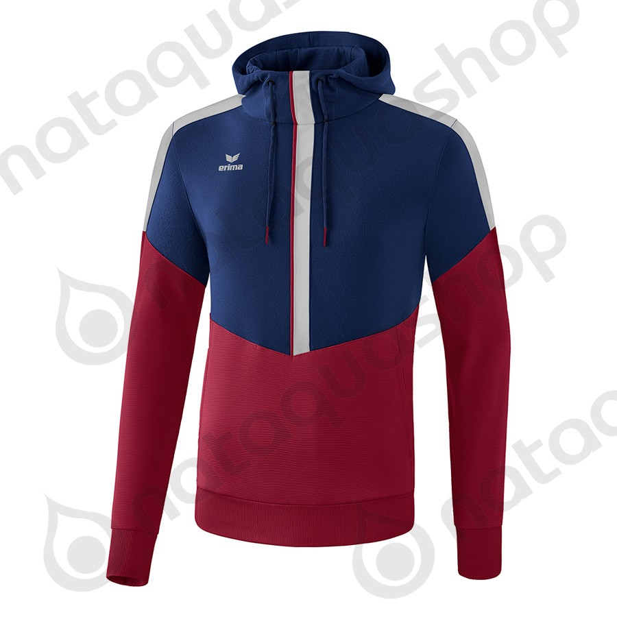 SWEAT A CAPUCHE SQUAD - JUNIOR couleurs