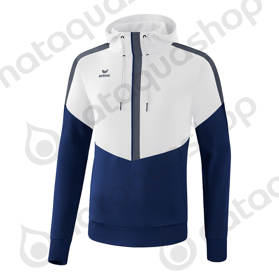 SWEAT A CAPUCHE SQUAD - ADULTE couleurs