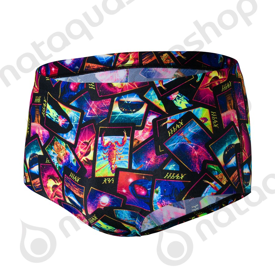 END 16CM ALLOVER PRINT 2 BRIEF - HOMME couleurs