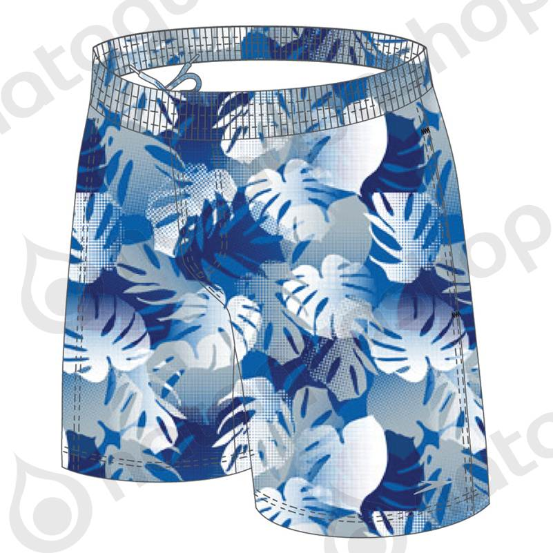 REEFSPA PRINTED LEISURE 16 couleurs