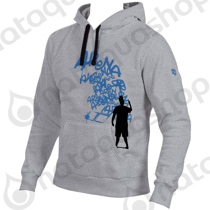 WRITY MAN HOODED SWEAT couleurs