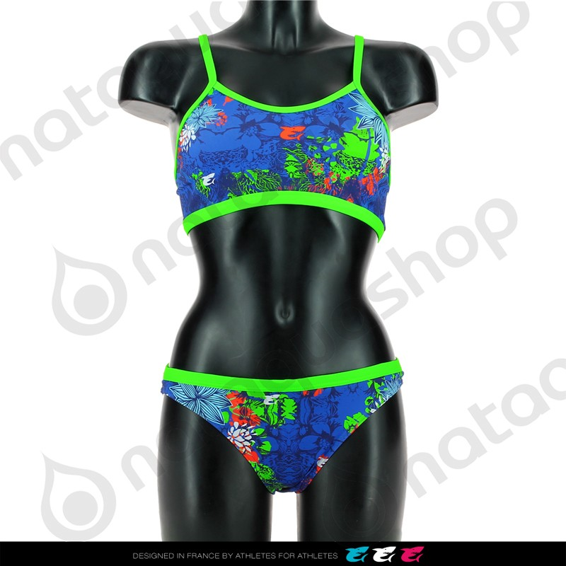 SWEET LOTUS 2P - FEMME  BLUE couleurs