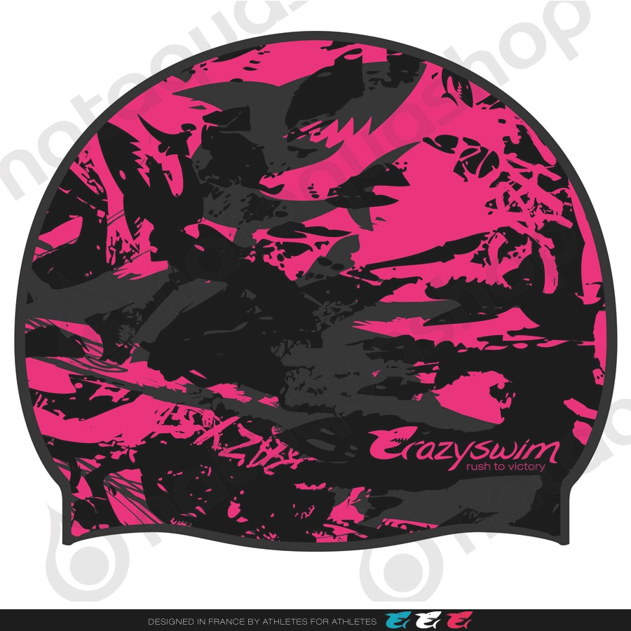 WILD GRAFF black/fluo pink couleurs