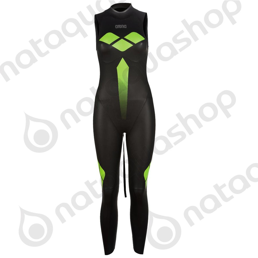W TRIWETSUIT SLEEVELESS Color