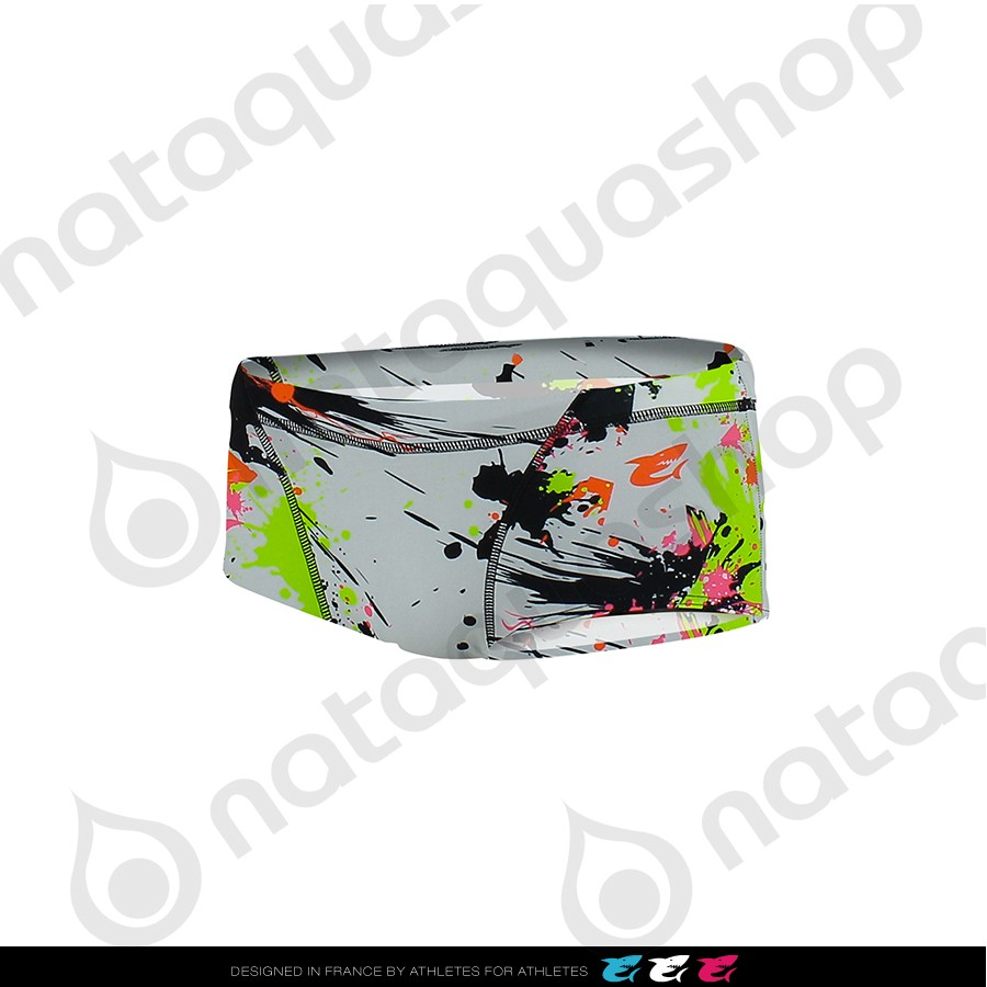 PAINTBALL - HOMME Blanc couleurs