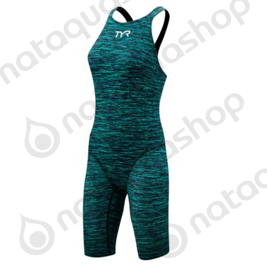 THRESHER BAJA WOMAN OPEN BACK  Green Color