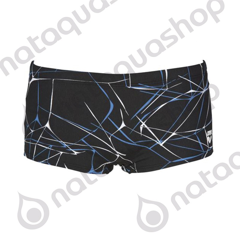 01abf7f8db WATER LOW WAIST SHORT - HOMME Noir / Gris ARENA - MAILLOT & COMBI