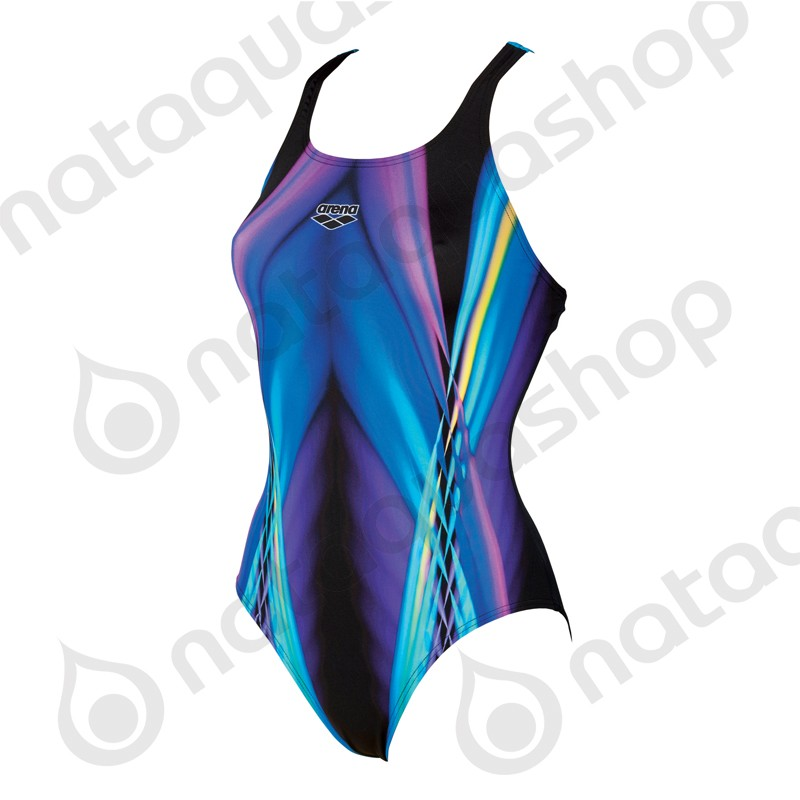 IRIDISCENT ONE PIECE SWIM PRO - FEMME couleurs
