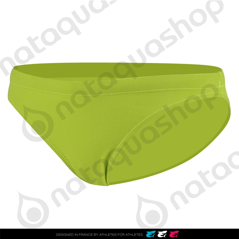 AMAZONE BRIEF- FEMME VERT LIME couleurs