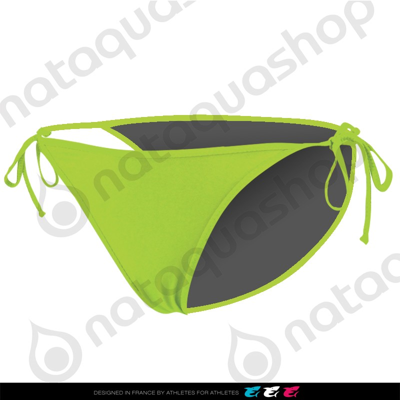 GISSAR TIE SIDE BRIEF - FEMME VERT LIME couleurs