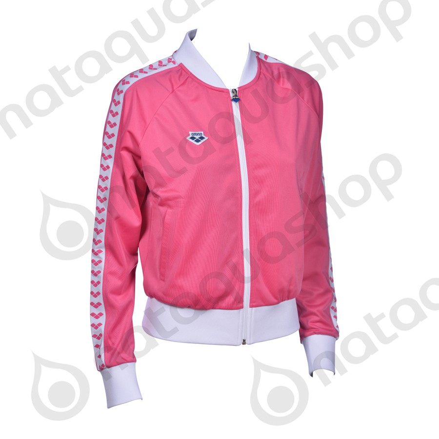 W RELAX IV TEAM JACKET - FEMME couleurs