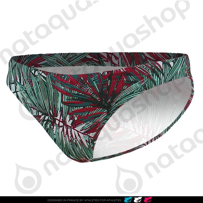 AMAZONE BRIEF JUNGLE MANIA - FEMME Kaki couleurs