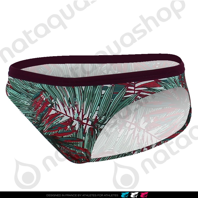 DOMA BRIEF JUNGLE MANIA - FEMME Kaki couleurs