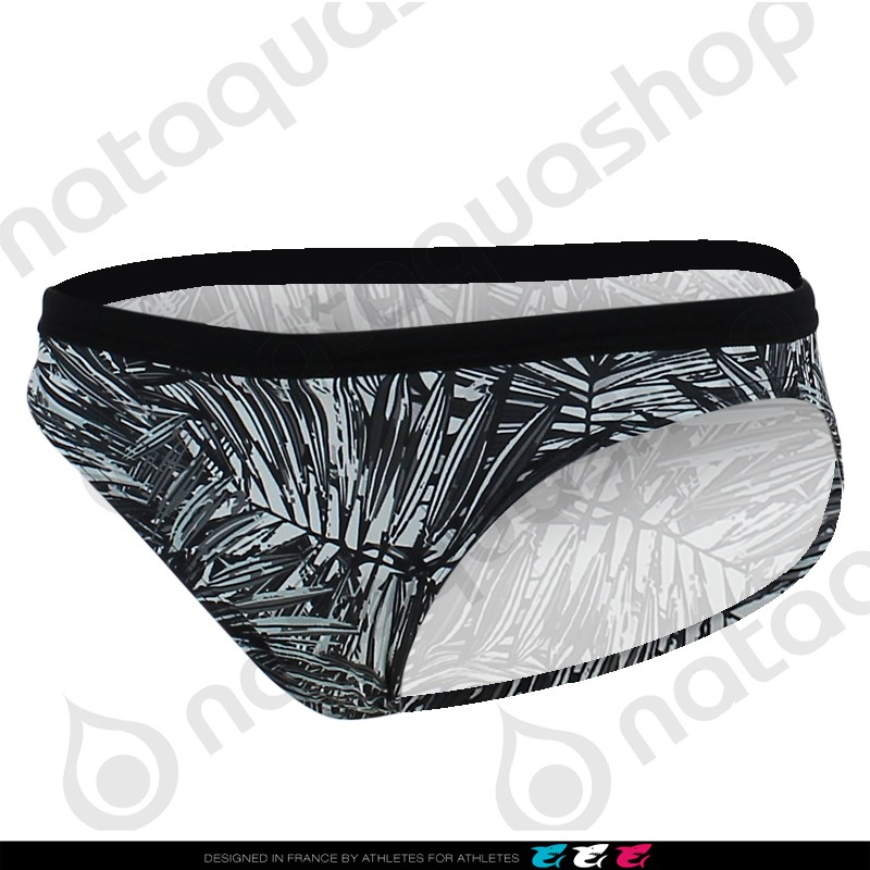 DOMA BRIEF JUNGLE MANIA - FEMME Noir couleurs