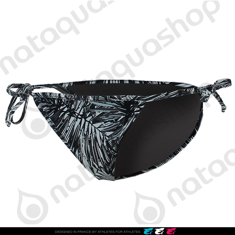 GISSAR REVERSIBLE JUNGLE MANIA - FEMME Noir couleurs