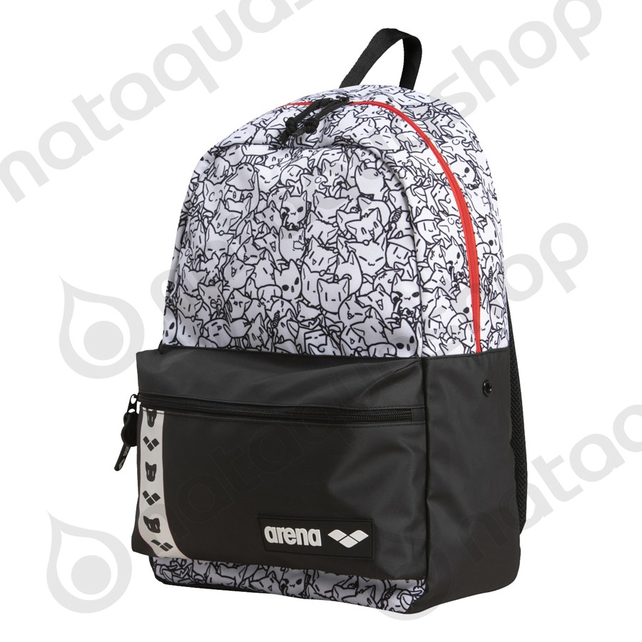 TEAM BACKPACK 30 ALLOVER couleurs