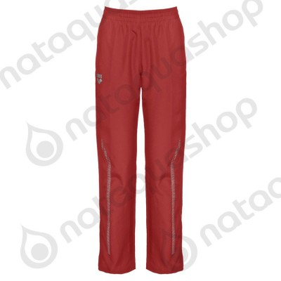 TL WARM UP PANT - JUNIOR Red