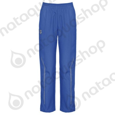 TL WARM UP PANT - JUNIOR royal blue