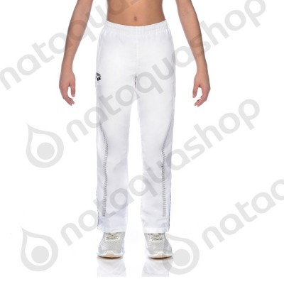 TL WARM UP PANT - JUNIOR White