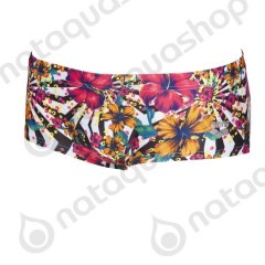 M ARENA ONE ALLOVER LOW WAIST SHORT