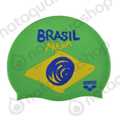 FLAGS SILICONE CAP BRASIL