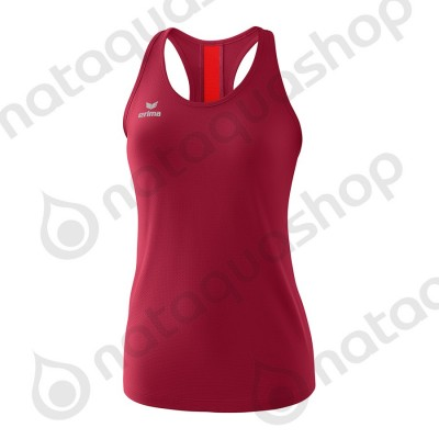 DEBARDEUR SQUAD - LADIES burgundy/red