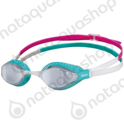 AIRSPEED MIRROR silver/turquoise/multi
