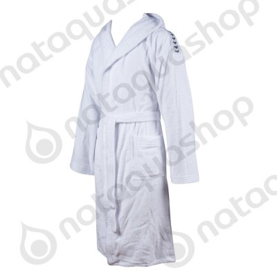CORE SOFT ROBE  WHITE