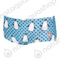 M CRAZY PENGUINS LOW WAIST SHORT