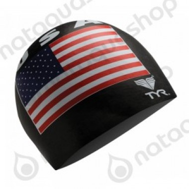 TYR USA SWIM CAP - photo 0
