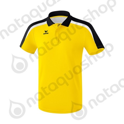 POLO LIGA 2.0 - MEN yellow/black/white