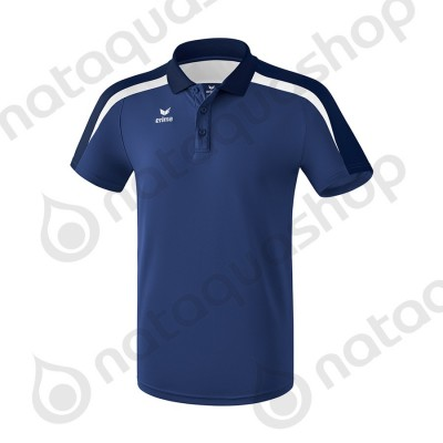 POLO LIGA 2.0 - HOMME new navy/dark navy/blanc