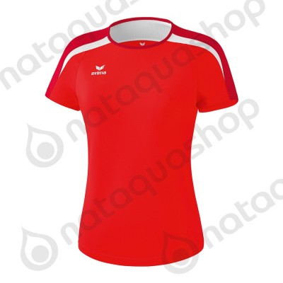 T-SHIRT LIGA 2.0 - LADIES rouge/tango rouge/blanc