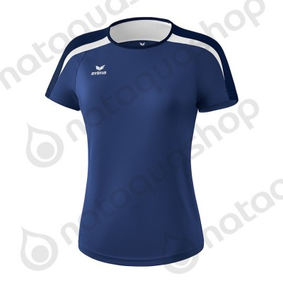 T-SHIRT LIGA 2.0 - LADIES new navy/dark navy/blanc