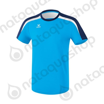 T-SHIRT LIGA 2.0 - MEN curacao/new navy/blanc