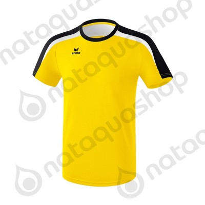 T-SHIRT LIGA 2.0 - JUNIOR yellow/black/white