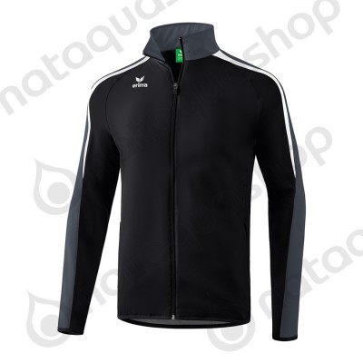 VESTE DE PRESENTATION LIGA 2.0 - JUNIOR noir/blanc/dark grey