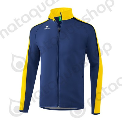 VESTE DE PRESENTATION LIGA 2.0 - HOMME new navy/jaune/dark navy