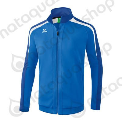VESTE D'ENTRAINEMENT LIGA 2.0 - ADULTE new roy/true blue/blanc