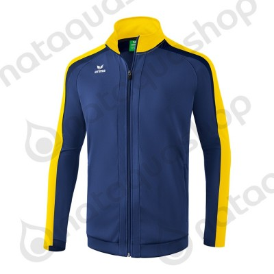VESTE D'ENTRAINEMENT LIGA 2.0 - ADULTE new navy/jaune/dark navy