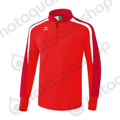 SWEAT D'ENTRAINEMENT LIGA 2.0 - ADULTE rouge/tango rouge/blanc