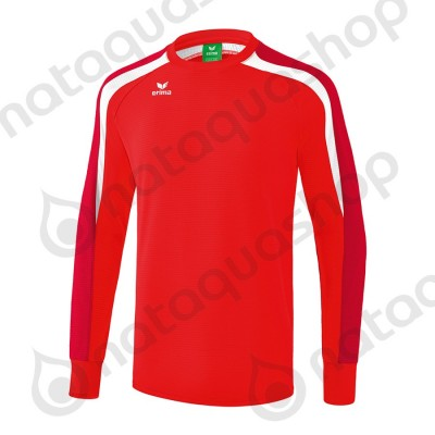 SWEATSHIRT LIGA 2.0 - JUNIOR rouge/tango rouge/blanc