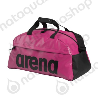 TEAM DUFFLE 40 BIG LOGO Pink