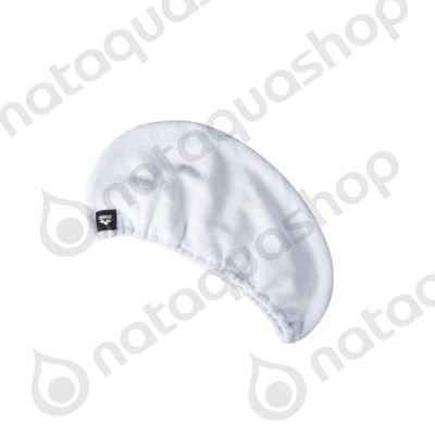 HAIR DRYING TURBAN White
