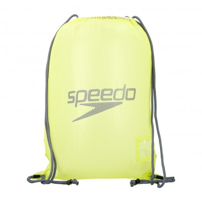 EQUIPMENT MESH BAG P3 Lime Punch / Oxid Grey