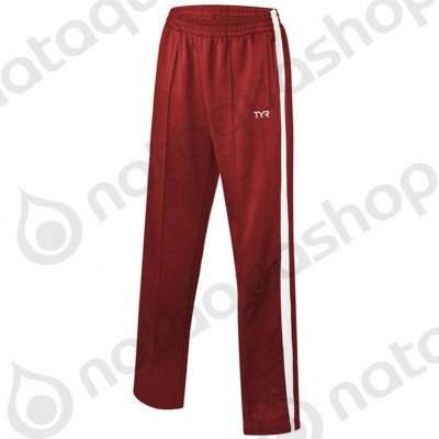 PANTALON FREESTLYE WARM-UP - HOMME Rouge
