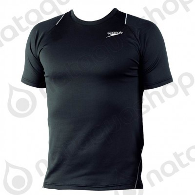 VEETI FEMALE TECHNICAL T-SHIRT Noir