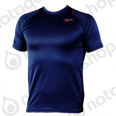 VEETI FEMALE TECHNICAL T-SHIRT Bleu marine