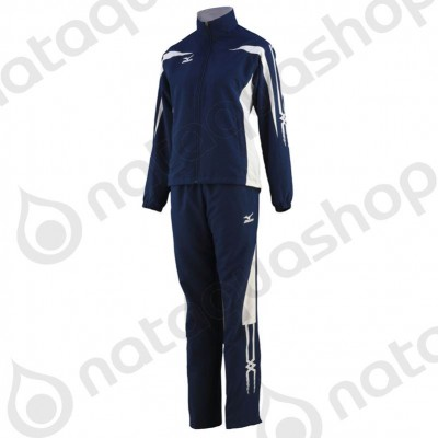 WOVEN TRACK SUIT Marine/Blanc